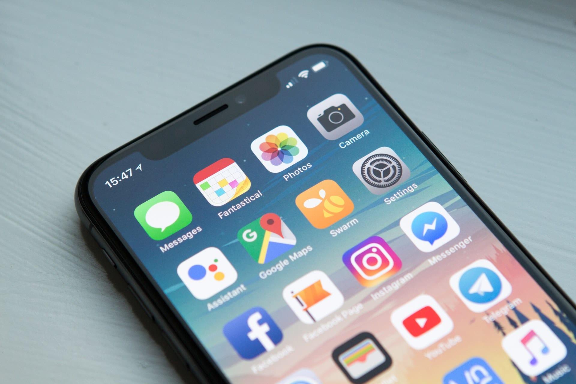 Website vs Mobile App